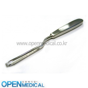 오픈메디칼[KASCO] ENT용 양면칼 (Ballenger Swivel Knives) 400-265-3 (20cm 3mm)