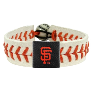 오픈메디칼[10%적립][GAMEWEAR] 게임웨어 San Francisco Giants Genuine Baseball Bracelet