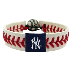 오픈메디칼[10%적립][GAMEWEAR] 게임웨어 New York Yankees Classic Baseball Bracelet