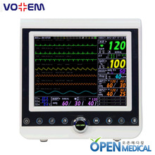 "오픈메디칼[VOTEM] 보템 환자감시모니터 (Patient Monitor) VP-1000 - 10.4"" high resolution(800X600) with maximum 10 waveforms"