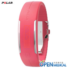 오픈메디칼[POLAR] 폴라 웨어러블 스마트밴드 Polar Loop2 (Pink) - Activity Tracking with Smart Guidance