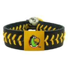 오픈메디칼[10%적립][GAMEWEAR] 게임웨어 Pittsburgh Pirates Pirate Parrot Mascot Team Color Baseball Bracelet