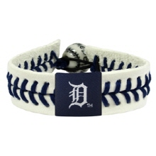 오픈메디칼[10%적립][GAMEWEAR] 게임웨어 Detroit Tigers Genuine Baseball Bracelet